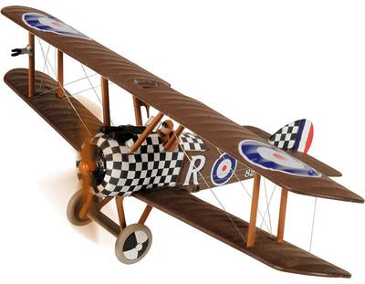 Sopwith Camel F1, 8239D, RAF 28 Sqn, Capt C.M. McEwen, Italy January 1919, 1:48, Corgi