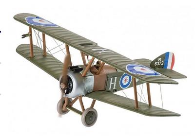 Sopwith Camel F1, B6372, Capt. M. B. Frew, 45 Squadron RFC, Istrana, 1918, 1:48, Corgi