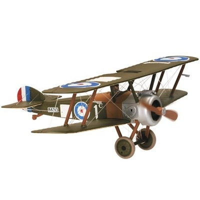 Sopwith Camel RFC No.28 Sqn, William George Barker, Francia, 1917, 1:48, Corgi