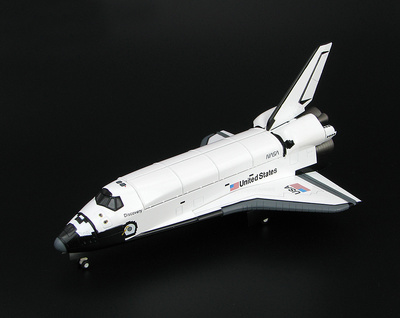 "Space Shuttle ""Discovery"" OV-103, Febrero, 1994, 1:200, Hobby Master"