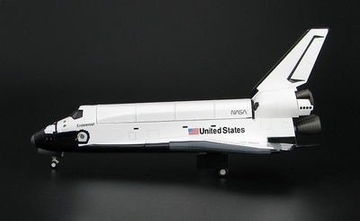 "Space Shuttle ""Endeavour"" OV-105, Mayo, 1992, 1:200, Hobby Master"