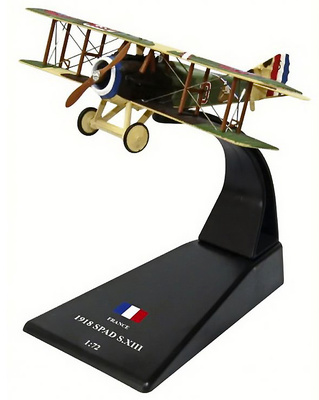 Spad S.XIII , Francia, 1918, 1:72, Amercom