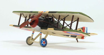 Spad XIII Franco Americano, 1918, 1:72, Wings of the Great War