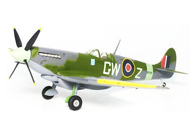 Spitfire JG184/AN-A, 1:72, Witty Wings