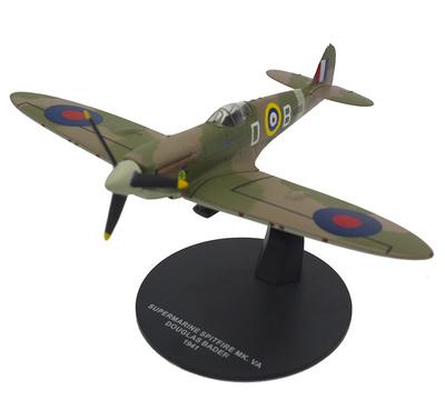 Spitfire MK.VA, piloto Douglas Bader, 1941, 1:72, Atlas