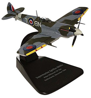 """Spitfire Mk IX,RAF No.127 Sqn, """"Lady Jane"""", Netherlands, December 1944, , 1:72, Oxford"""