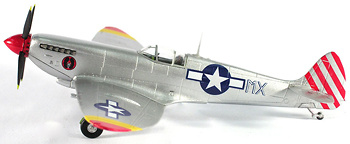 Spitfire Mk VIII , US Airforce 307th FS 31st, FG Italy, 1:72, Witty Wings