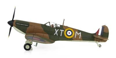 Spitfire Mk.I X4277/XT-M,  Teniente Richard Hillary, 603º Escuadrón, Hornchurch, 1:48, Hobby Master