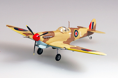 Spitfire MkVB/TROP, RAF 249 Sqn, 1942, 1:72, Easy Model