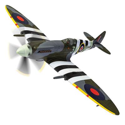 Spitfire XIV RM740, RAF No.322 (Escuadrón Holandés), Deanland, Agosto de 1944, 1:72, Corgi