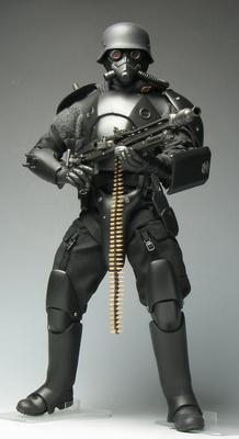 Straydog-Kerberos Panzer Cops, 1:6, Dragon Figures