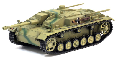StuG.III Ausf.F StuG.Abt.191, Frente del Este, 1942, 1:72, Dragon Armor