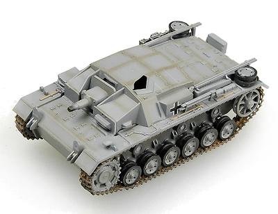 Stug III AUSF. C/D, Sonder Verband 288, Africa, 1942, 1:72, Easy Model