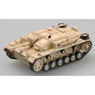 Stug III Ausf F/8 Sturmgeschutz-Abteilung 90 TYNNC, 1942, 1:72, Easy Models