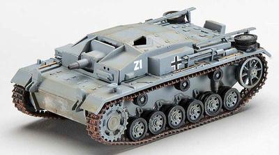 Stug III Ausf.E Sturmgeschutz-Abteilung 197, Russian Front, 1942, 1:72, Easy Model
