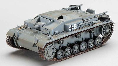 Stug III Ausf.E Sturmgeschutz-Abteilung 249, Frente del Este, 1942, 1:72, Easy Model