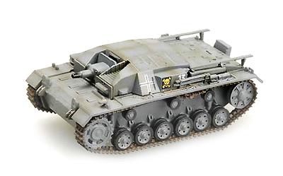 Sturmgeschutz III, Ausf B, Abt 192, Rusia, 1941, 1:72, Easy Model