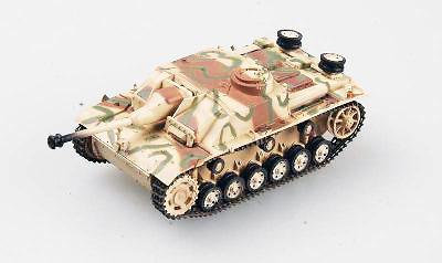 Sturmgeschutz III, Ausf. G Assault Gun, Rusia, 1944, 1;72, Easy Model