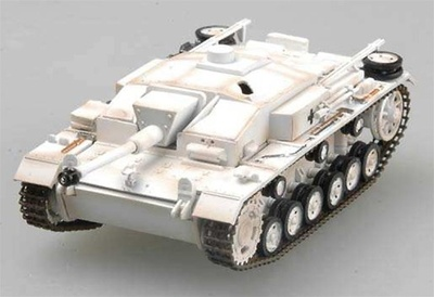 Sturmgeschutz III Ausf. F Assault Gun, Russia, 1942, 1:72, Easy Model