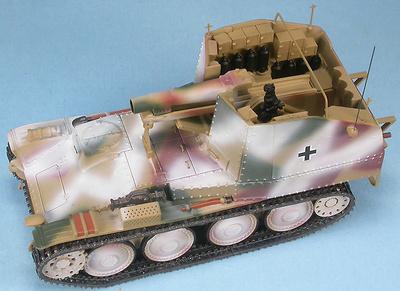 Sturmpanzer 38(t) Ausf. M, LSSHA, Las Ardenas, 1944, 1:48, Gasoline