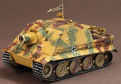 Sturmtiger, 1001st Sturmmorser Kompanie, Alemania, 1945, 1:72, War Master