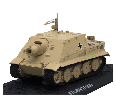 Sturmtiger, Alemania, 1944, 1:72, Atlas Editions