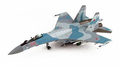 Su-35 Flanker E 01104, Akhtubinsk, 2012, 1:72, Hobby Master