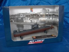 "Submarino ""Enrico Toti SSK 506"", 1:250, Mark Model"