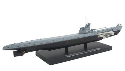 Submarino S-13, Unión Soviética, Segunda Guerra Mundial, 1:350, Editions Atlas