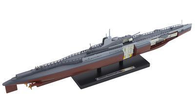 Submarino Surcouf, Francia, Segunda Guerra Mundial, 1942, 1:350, Editions Atlas