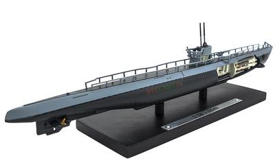 Submarino U-26, Alemania, Segunda Guerra Mundial, 1:350, Editions Atlas