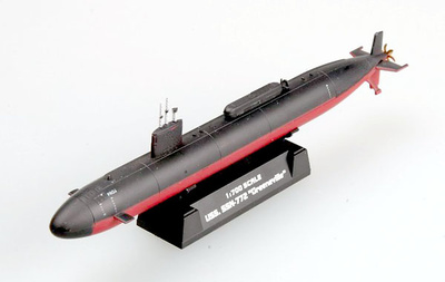 Submarino USS.SSN-772 Greenville, 1:700, Easy Model