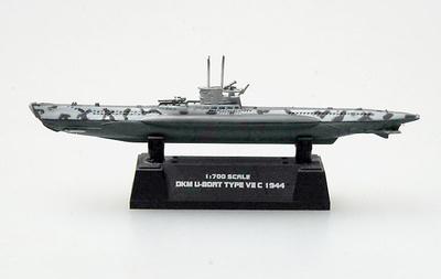 Submarino alemán  U7C, 1944, 1:700, Easy Model