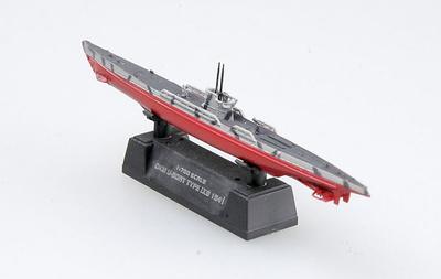 Submarino alemán  U9B, 1941, 1:700, Easy Model