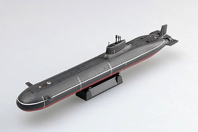 Submarino clase Typhoon, Armada Rusa, 1:700, Easy Model