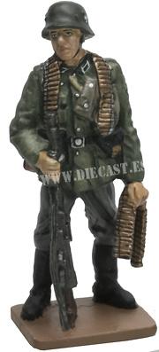 Suboficial, Blitzkrieg, Alemania, 1944, 1:30, Del Prado