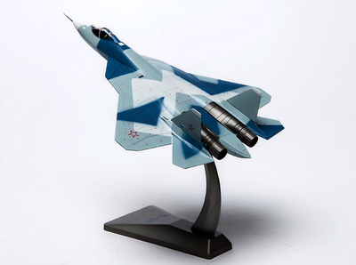 Sukhoi SU-57 Stealth Jet Fighter, Ejército Chino, 1:72, Air Force One