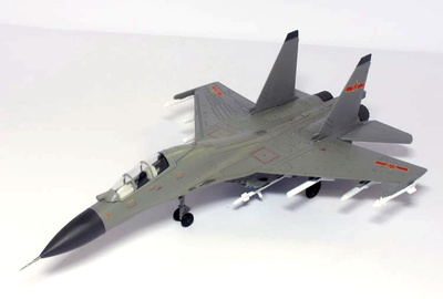 "Sukhoi Su-30MKK ""Flanker-G"", Fuerzas Aéreas Chinas, 1:72, Air Force One"