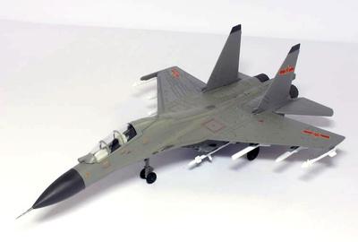 "Sukhoi Su-30MKK ""Flanker-G"", Fuerzas Aéreas Chinas, 1:72, Air Force One"
