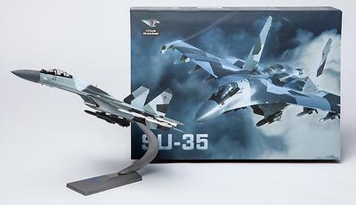 Sukhoi Su-35, Fuerza Aérea Rusa, Esquema de Camuflaje, 1:72, Air Force One