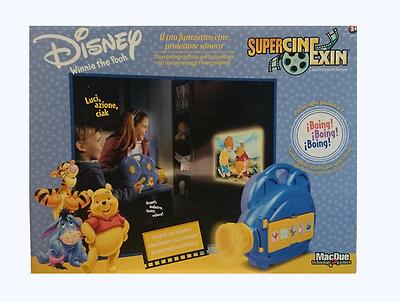 SuperCinexin Disney, Winnie the pooh