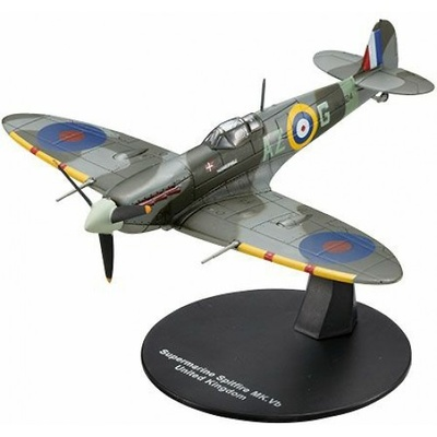 Supermarine Spitfire, Royal Air Force, 2ª G.M., 1:72, DeAgostini