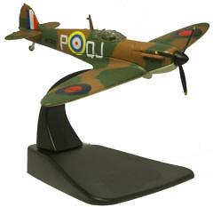 Supermarine Spitfire MkI, piloto Sgt. R. Havercroft , no92 Sqn ,1940, 1:72, Oxford