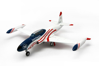 "T-33 Shooting Star USAF Bicentennial 1976, ""Spirit of 76"", 1:72, Falcon Models"