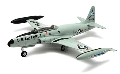T-33 USAF, 318th FIS McChord AFB, 1:72, Falcon Models