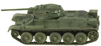 T-34/76, Russian Army, 1942,1:72, Easy Model