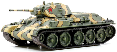T-34/76 Mod. 1941, 1st Guards Armored Brigade, Eastern Front 1942, 1:72, Dragon Armor