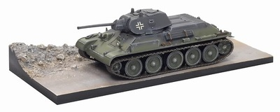 T-34/76 Mod. 41 6th Pz.Division w/Diorama Base, 1:72, Dragon Armor
