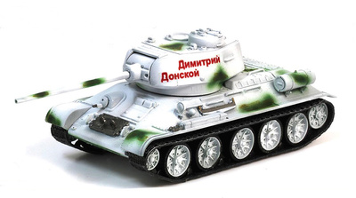 T-34/85, 38th Independent Tank Regiment, 1945, 1:72, Dragon Armor