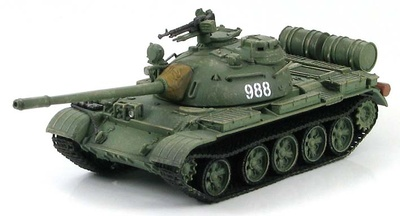 T-54B MBT PAVN 202nd Armored Bridgade, Saigon, April 1975, 1:72, Hobby Master